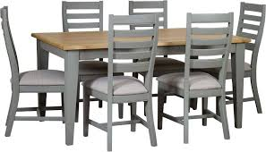 dining table and chairs gray gumtree