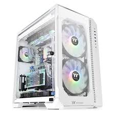 view 51 tempered glass argb snow edition