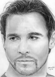 Portrait of Adrian Paul by Jojemo on Stars Portraits - 1