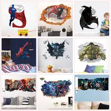 Superhero Wall Decals Shop For High Quality Superhero Wall Decals Free Worldwide Shipping