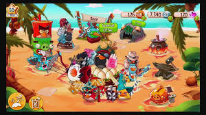 Angry Birds Epic: New Elite Knight Vs Wiz Pig - Dailymotion Video