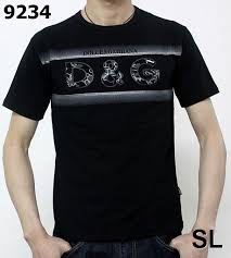 d g dolce and gabbana men s tshirts