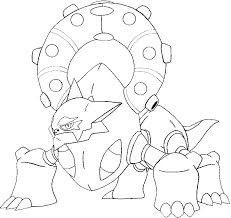 Easily Done Coloring Pages Of The Pokemon Hoopa Pokemon Coloring