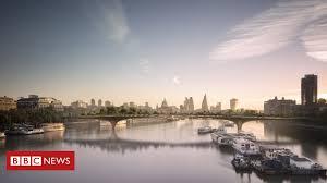 london garden bridge project cost 53m