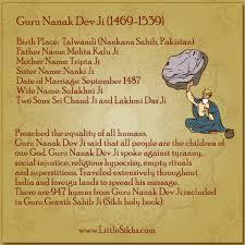 guru nanank dev little sikhs