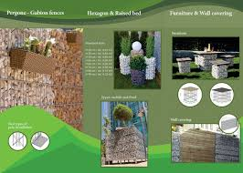 Gabion Fences And Other Gabion Products Fencing Systems