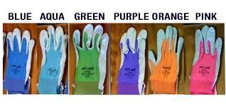 atlas glove nitrile touch garden