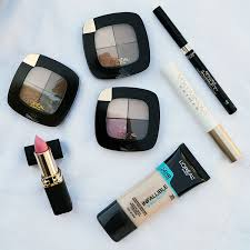 l paris fall makeup collection