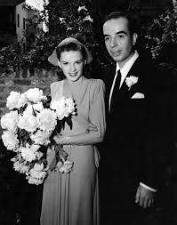 Judy Garland & Vincente Minnelli on their wedding day. June, 1945 | Judy  garland, Hollywood couples, Celebrity weddings