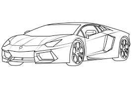 Image result for Drawing lamborgini huracan