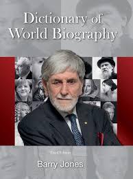 Amazon.com: Barry Jones' Dictionary of World Biography ...