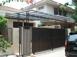 Fence Design For Minimalist House