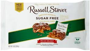 russell stover sugar free pecan