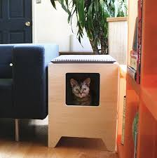 CurioCraft Modern Litter Box Enclosure & Reviews | Wayfair