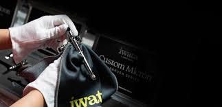 iwata airbrush official
