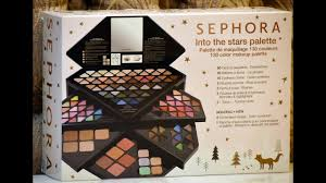 sephora into the stars palette you