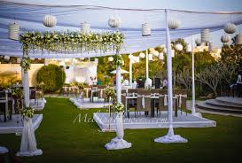 decorating garden weddings in bangalore