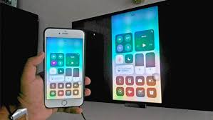 screen mirroring with iphone