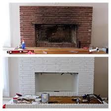 diy fireplace overhaul part 2