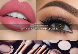 party makeup tutorial for eid 2019