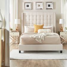 8 tufted headboards to inspire an easy