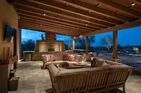 rustic outdoor lighting southwestern