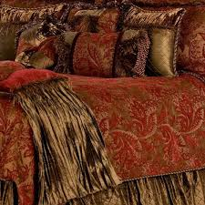 luxury old world bedding sets