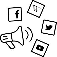 File:Social media icon noun 33167 - Modified.svg - Wikimedia Commons