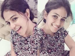 actress anjali shares stunning makeup
