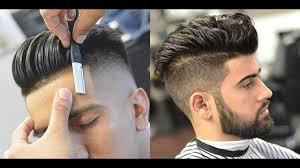 مصفف شعر احدث قصات الشعر رجالي