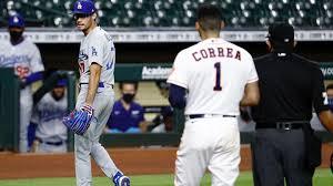 What Joe Kelly said to Carlos Correa ...