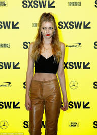 Abbey Lee Kershaw has landed three Hollywood blockbuster roles | Abbey lee  kershaw, Fringe fashion, Fashion pants