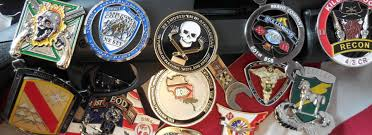Creating Custom Challenge Coins - Unit Coins