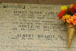 Adele Dean Billiot (1908-1997) - Find A Grave Memorial