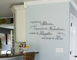 A Pinch Of Patience Wall Art Decal Wall Decals Wall Stickers Wall Quotes Express Yourself Decals