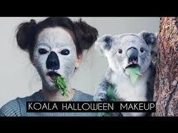 koala makeup you