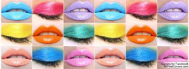 colorful makeup facebook cover