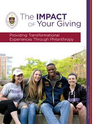 The University of Scranton 2016 Philanthropy Impact Report & Honor ...