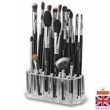 acrylic makeup brush holder uk