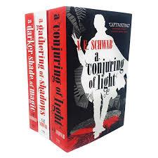 A Darker Shade Of Magic Trilogy 3 Books Set By V.E Schwab ...