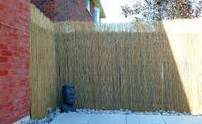 Reed Fencing Bamboo Toronto