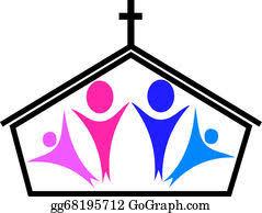 Church Clip Art - Royalty Free - GoGraph