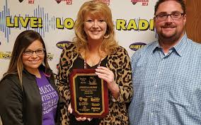 Priscilla Burns (Sherman ISD) is our February 2020 Teacher of the Month |  Mad Rock 102.5