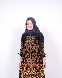 Model baju atasan wanita untuk ke kantor. 50 Model Baju Batik Wanita Kantor Lengan Panjang Terbaru