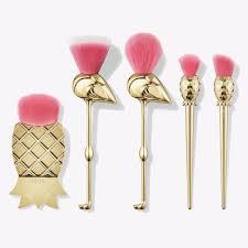let s flamingle brush set tarte cosmetics