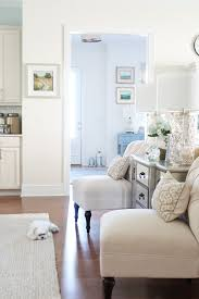 decorate in a coastal cottage style