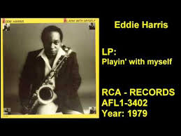 EDDIE HARRIS - PLAYIN' WITH MYSELF - FULL ALBUM 1979 - JAZZ PIANO ...