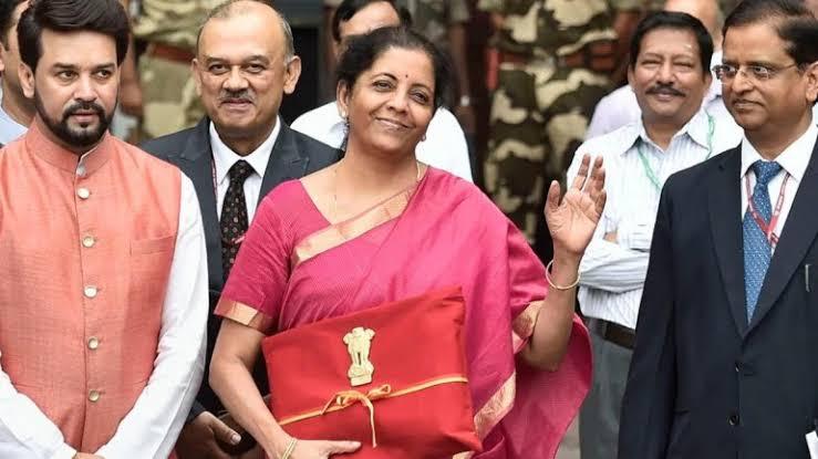 """Image result for nirmala sitharaman budget"""""""