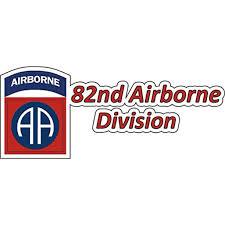 United States Army 82nd Airborne Division Decal Bumper Sticker 5 5 Walmart Com Walmart Com