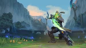 Daftar Champion League Of Legends Wild Rift Yang Rilis Di Awal Part 1 Dunia Games